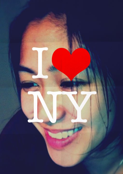 I Love New York - Liza Mae